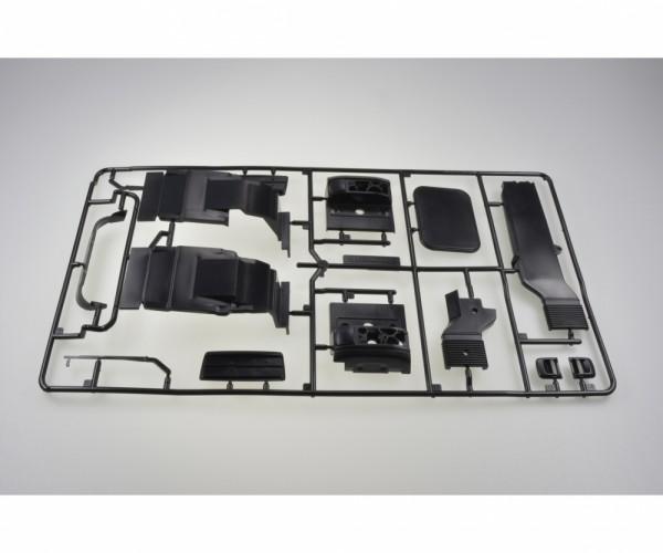 Tamiya 319115280 MAN TGX R-parts