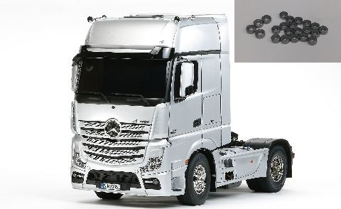 Tamiya 300056335 Mercedes Benz Actros 1851 GigaSpace