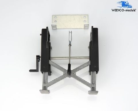 Wedico 424 Double landing gear for semi-trailers WEDICO-models