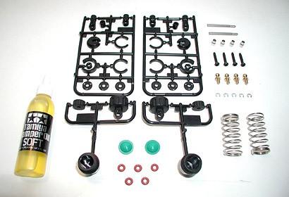 Tamiya 300050519 C.V.A.II Öldruckstoßdämpfersatz Mini