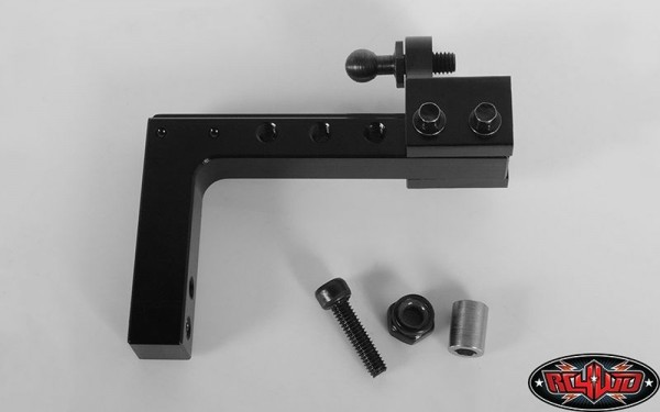 RC4WD Z-S1846 Adjustable Drop Hitch for Traxxas TRX-4