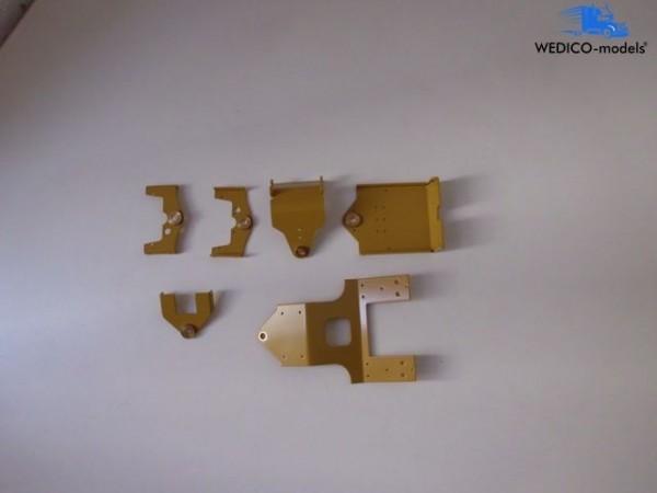 Wedico 3106 conversion kit knuckle CAT 699G II
