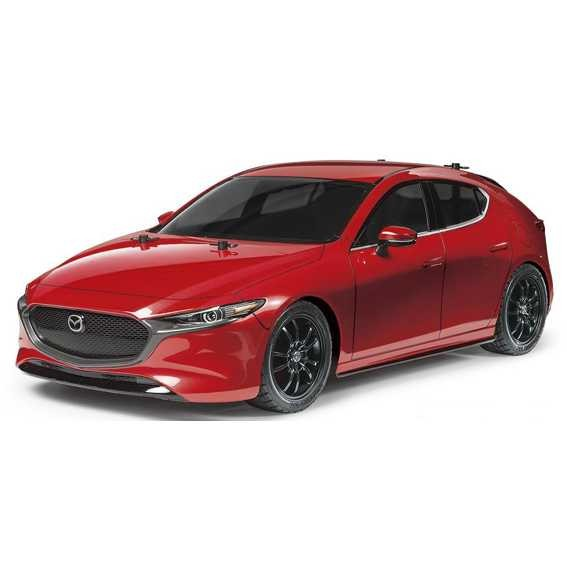 Tamiya 300058671 1:10 RC Mazda 3 (TT-02)
