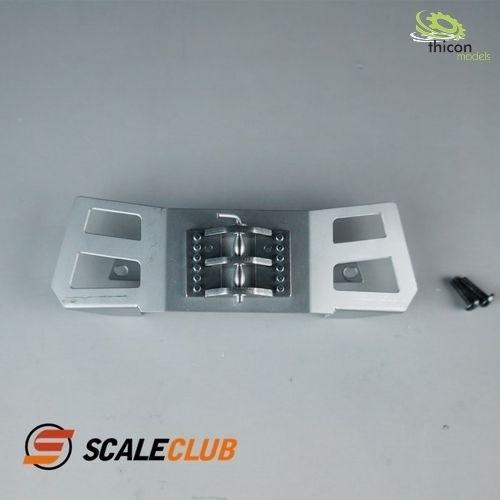 Thicon 50200 1:14 Registerkupplung vorne Edelstahl für Arocs ScaleClub