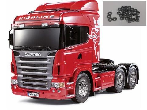Tamiya 300056323 Scania R620 Highline