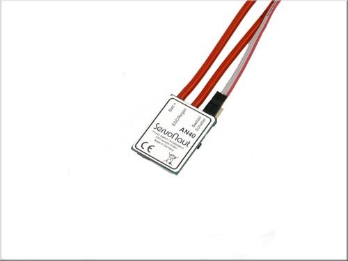 Servonaut AN40 main switch for ZWO4