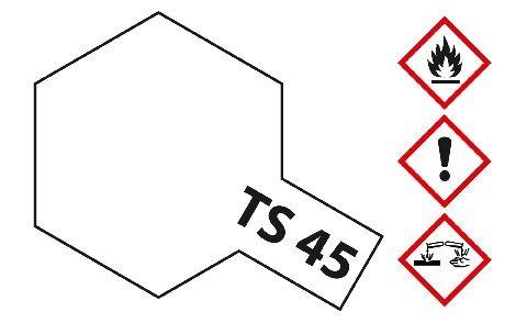 Tamiya 300085045 TS-45 perlweiss glänzend 100ml