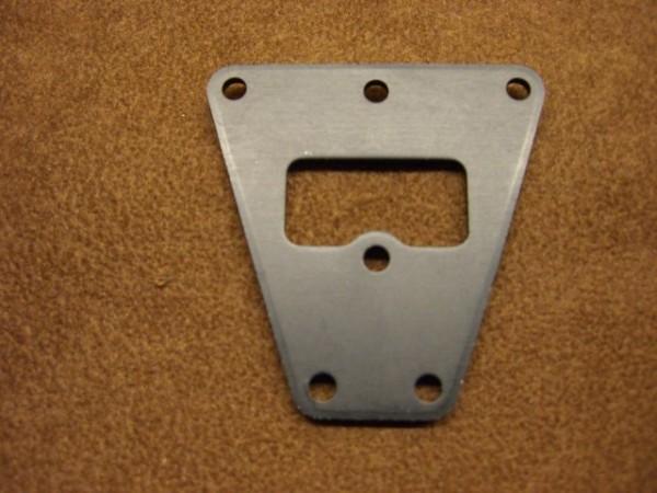 rear suspension plate