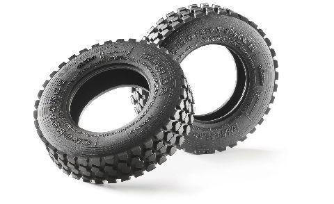 Carson 500907011 1:14 Fulda Crossforcall terrain tyres (2)