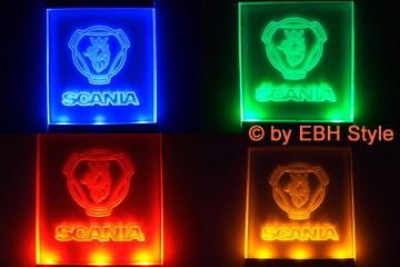 EBH 519 Scania Greif beleuchtet 7,2V