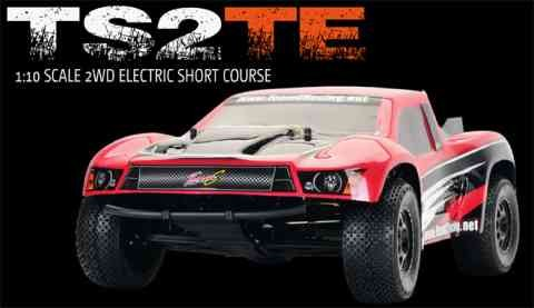 TeamC 1:10 EP Short Course TS2 TeamEdition 2WD Kit
