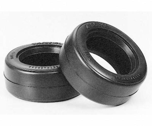 Tamiya 300053340 tyres (2) 60D TYPE A