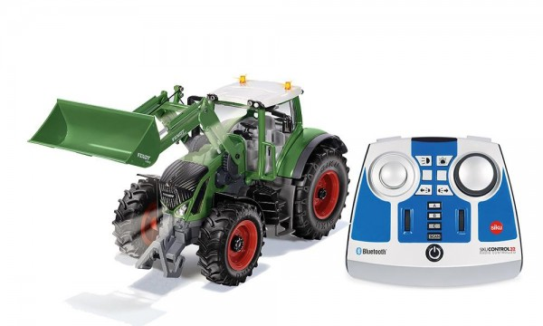 Siku 6796 Fendt 933 Vario with front loader and remote control