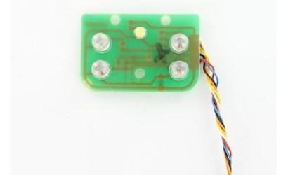 Carson 500907561 Cascadia rear light board 7.2 Volt