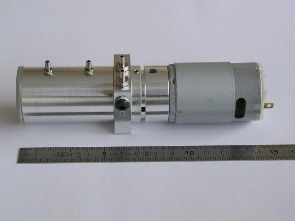 Leimbach 103 hydraulic pump 12V/380 for Wedico CAT345D