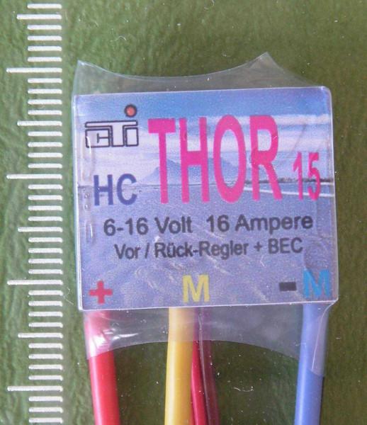 cTi Thor15 miniatur speed controller