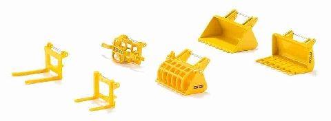 Siku 7070 Front loader accessories set