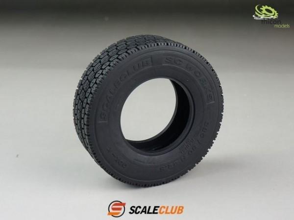 Thicon 50240 1:14 narrow tires '' All Terrain '' 2 pieces ScaleClub