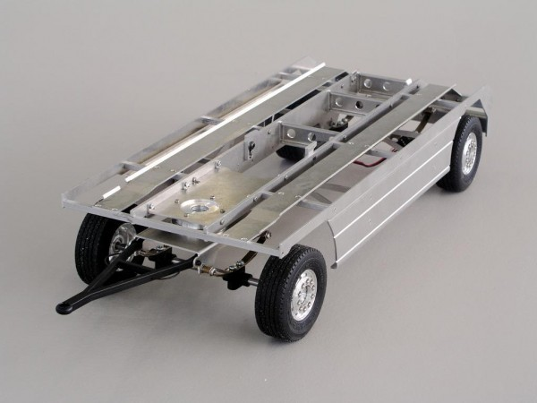 Leimbach 9703T roll-off trailer for Tamiya