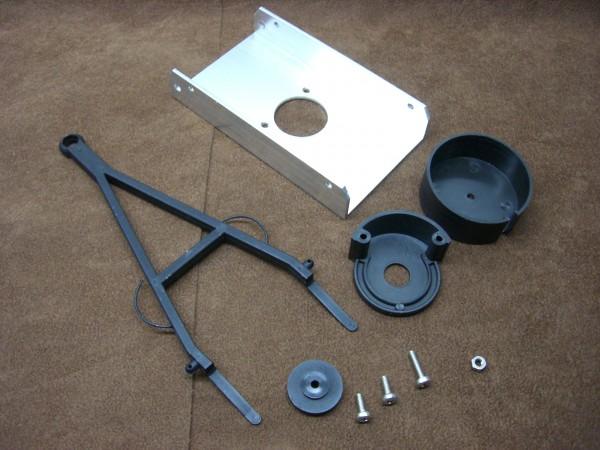 Wedico 423 rotary rack