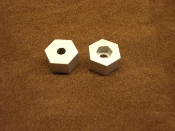 Felgenadapter 8/17mm (2 Stück)