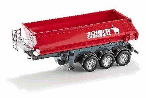 Siku 6727 RC-tipping trailer with batteries
