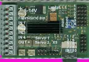 Beier electronic Soundmodul USM-RC-2, ohne CD,Kabel u. Manual