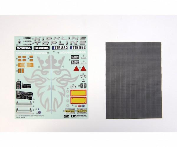 Tamiya 309495508 Scania R470 Stickers