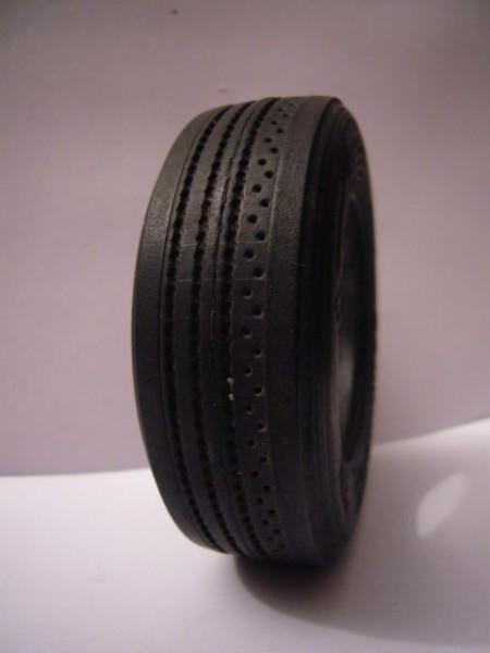 Rüst 14385 Continental wide tyres Tamiya size