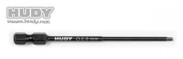 HUDY 112071 Power Tool Tip Allen 2.0 x 90 mm
