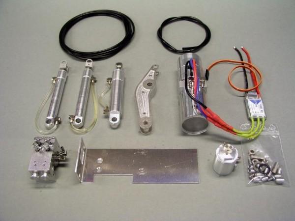 Leimbach 9815 Hydraulikset für Carson Laderaupe - neue Version