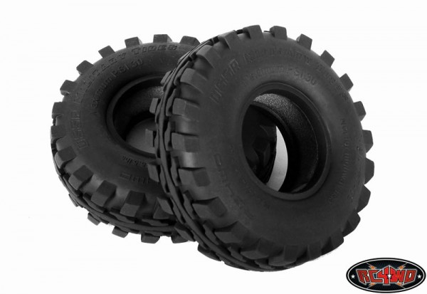 RC4WD Z-T0041 USSR 1.9 Scale Military Tires (2 pieces)