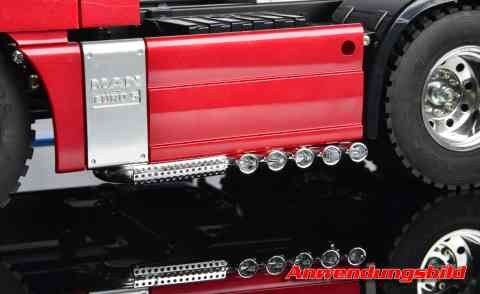 Carson 500907229 Abgasanlagen-Set Euro-Style 1/3/5-flutig