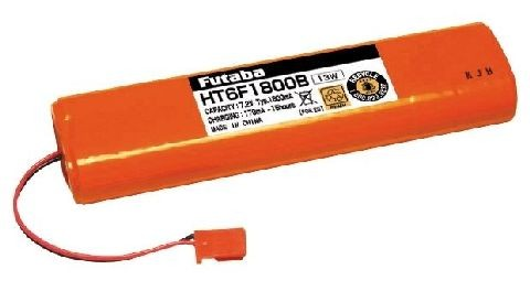 Futaba HT6F1800B Transmitter Battery NiMH 7,2V 1800mAh