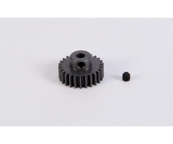 Carson 500011106 Motorritzel 26 Zähne M 0,6 Stahl gehärtet
