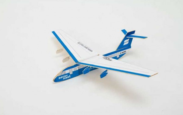 Aeronaut 103002 Airliner P&F Wurfgleiter