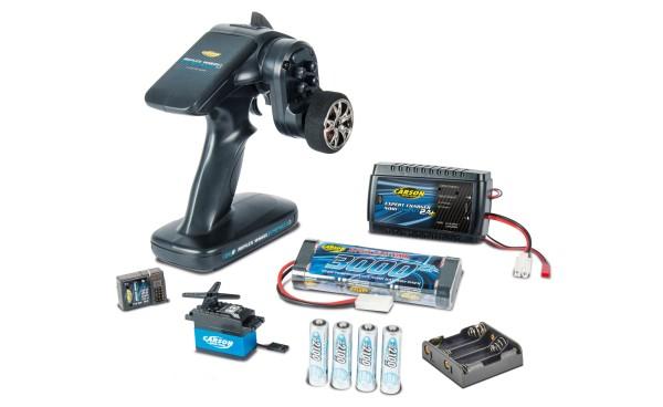 Carson 500500091 RC-Reflex Pro 3 Elektro Set