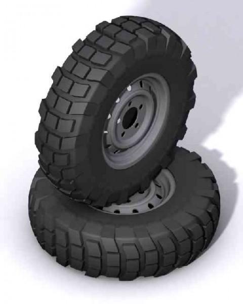 RC4WD Z-T0004 Mud Plugger 1.9 (2 Stück)