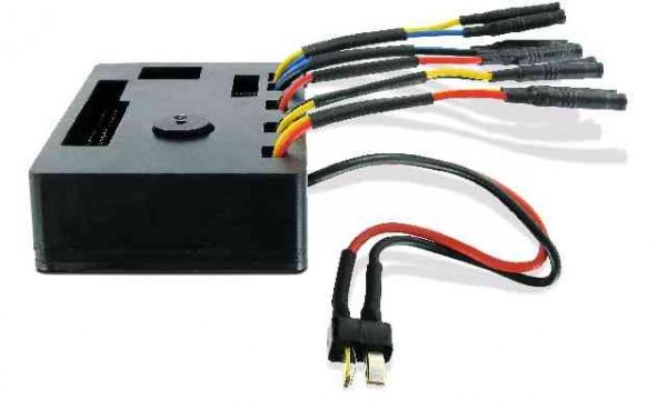 Carson 500907103 LR634 Elektronikeinheit
