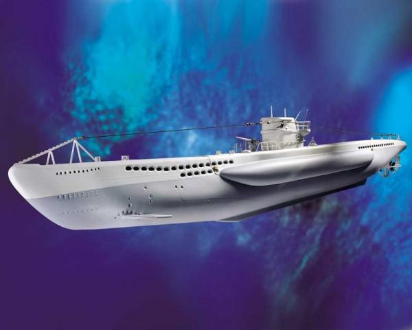 Krick 20310 submarine Typ VII basic kit