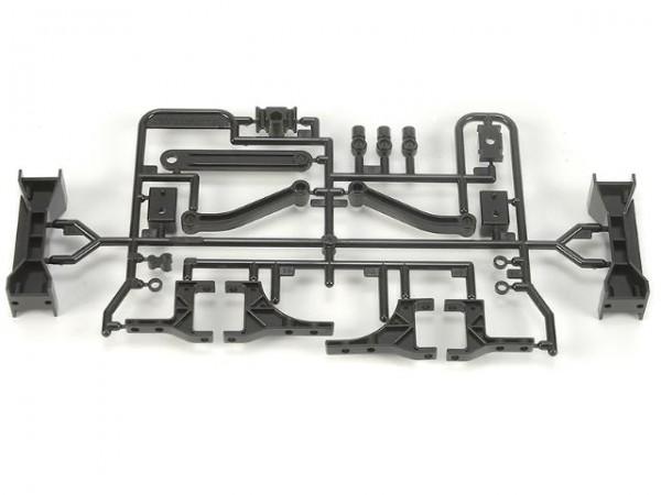 Tamiya 300005472 MAN TGX F-Parts / Radius-Arm