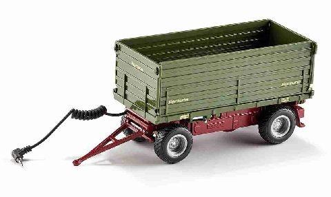 Siku 6781 Two-way tipping trailer