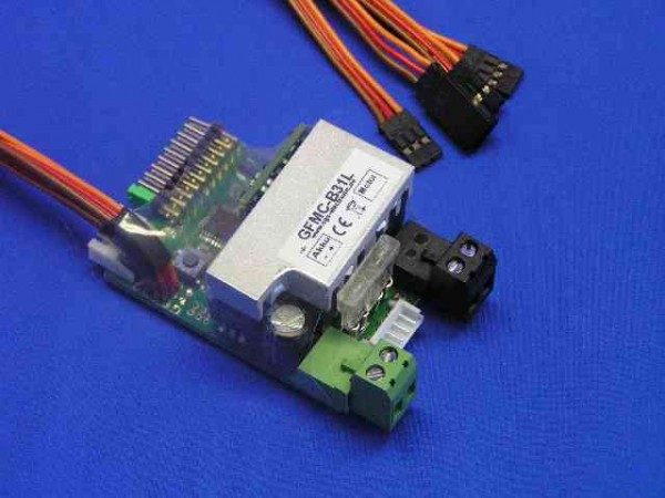 sgs GFMC-B31 Trial LiPo-SpeedController without LightFunction