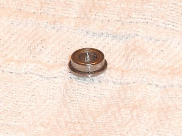 ball bearing with flange 5x2x2,5 - MF52ZZ
