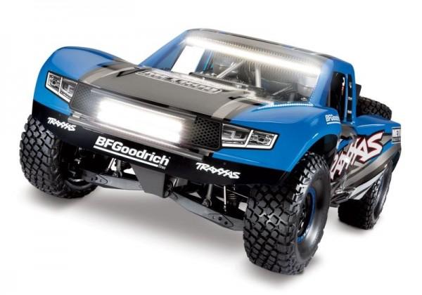 Traxxas 85086-4TRX UDR RTR BL VXL Traxxas Edition + gratis Lichtset 8485 4WD ProScale Race-Truck TQi