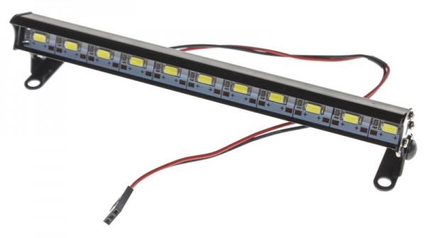 """Absima 2320067 Aluminium LED Strahler """"Ultrahell"""" - schwarz"""