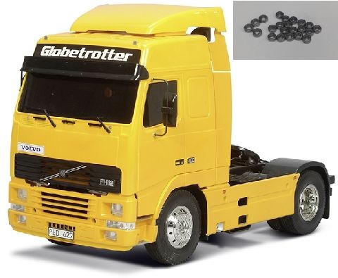 """Tamiya 300056312 Volvo FH12 """"Globetrotter"""""""