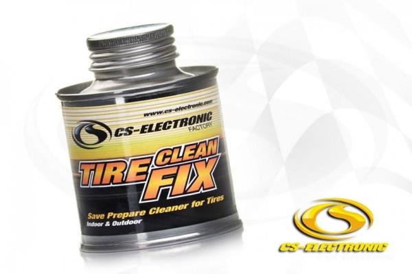 cs-electronic C6431 CS-Racing Tire Clean Fix, tyre cleaner Touring Car -100ml-