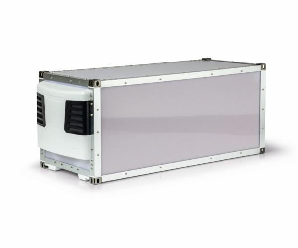 Carson 500907336 1:14 20Ft. Kühlcontainer Kit