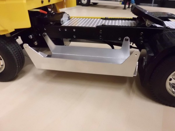 battery box for MB Actros, left side